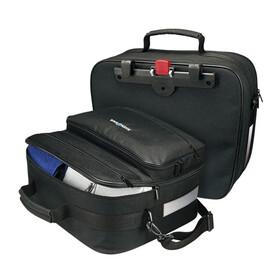 KlickFix Travelbag Universal Gepäckträgertasche schwarz